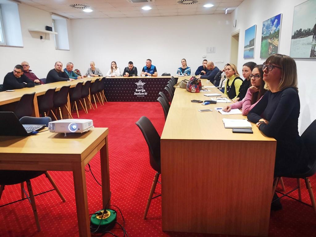 U Kuriji Janković Održana Radionica U Okviru Izrade Akcijskog Plana Razvoja Cikloturizma Za Područje Virovitičko-podravske županije